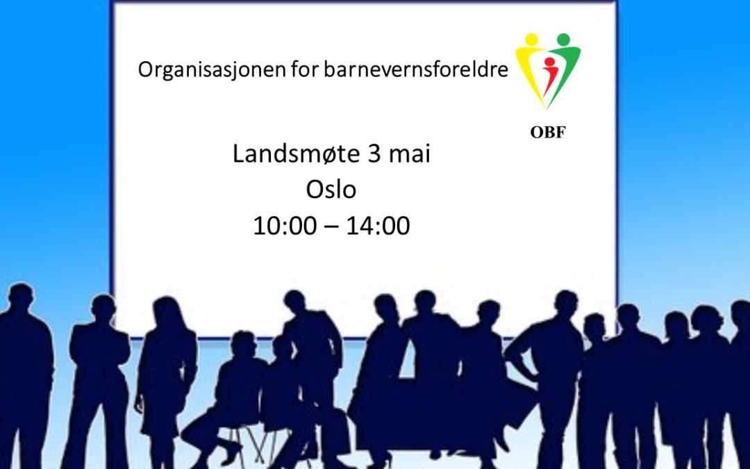 Landsmøte Oslo 20 September