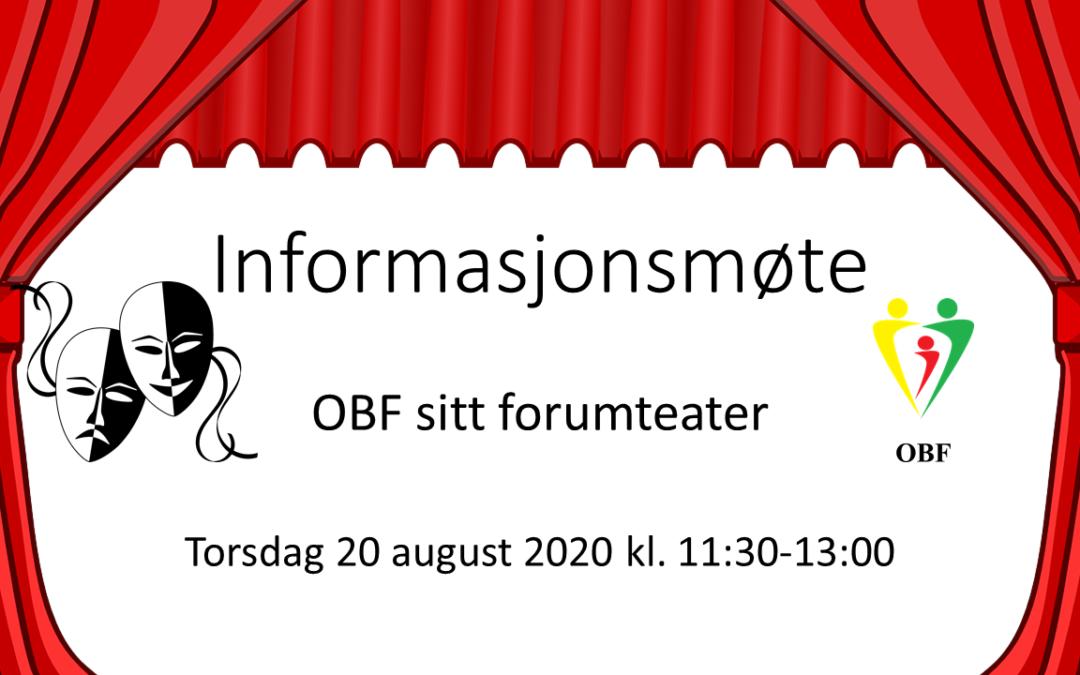 Info forumteater